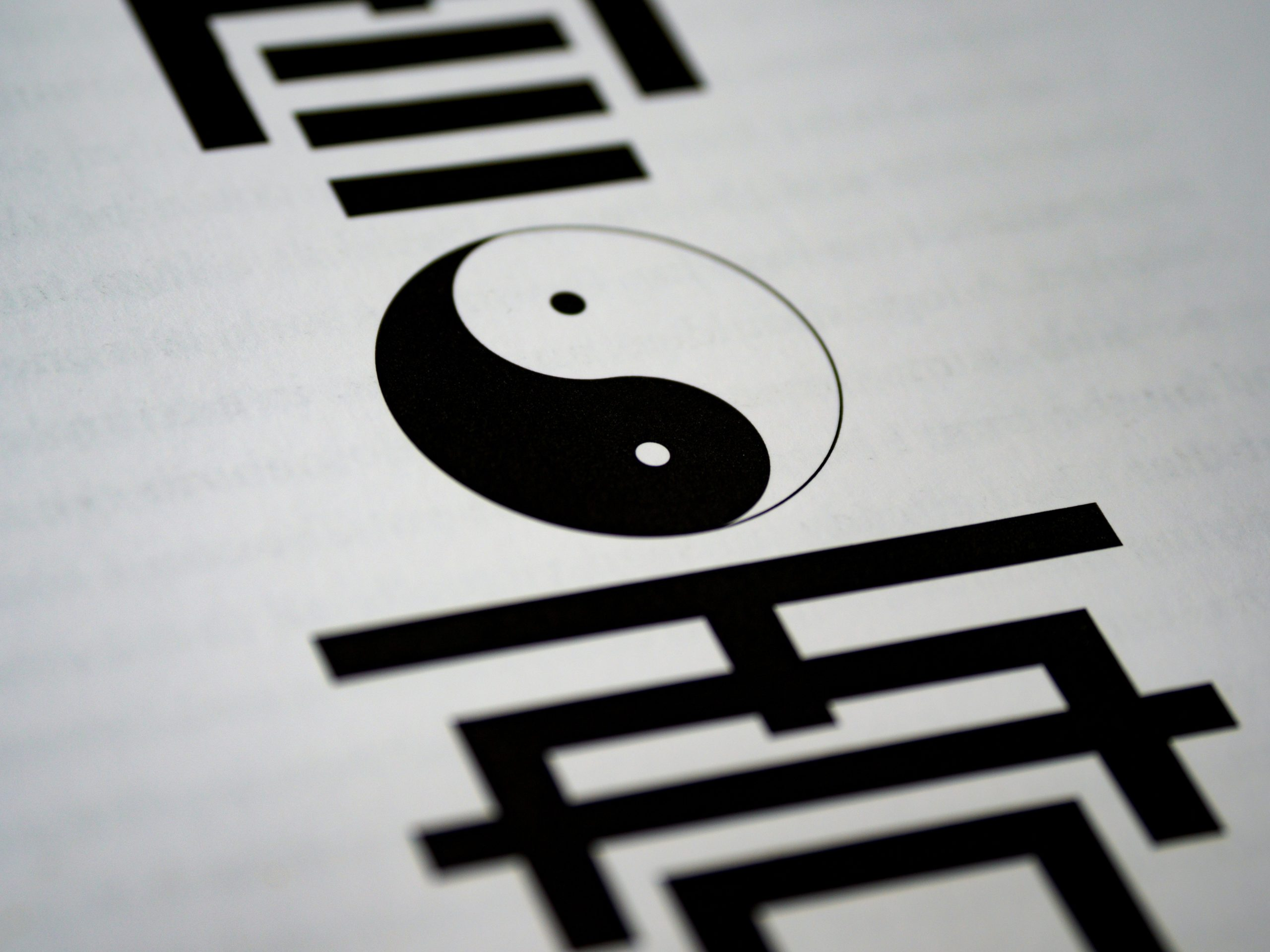 cultures good vs evil yin yang
