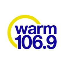 Warm 1069 radio logo