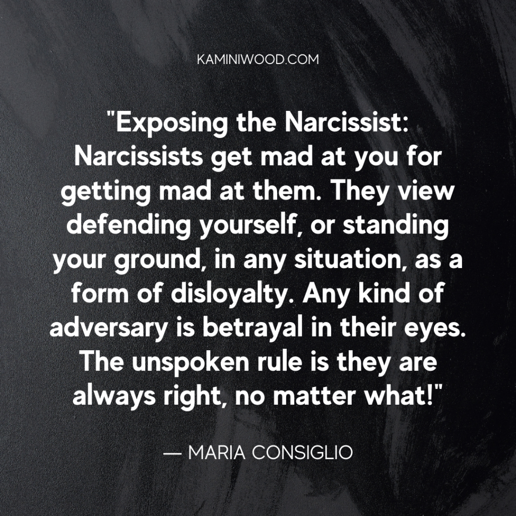 Supply Cycle narcissist quote
